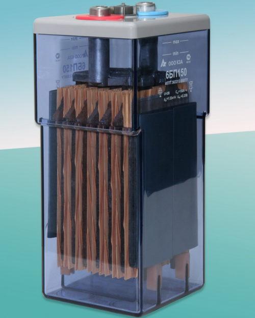Аккумуляторы свинцово-кислотные стационарные серии БП (GroE)
